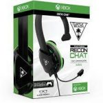 Headset Cuffie Turtle Beach Recon Chat Xbox One (Black)