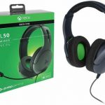 Headset Xbox One PDP LVL50 Stereo Wired Grey